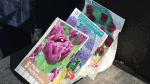 BlomsterLøg i krukke