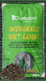 Champost skridsikker granit - 20 kg