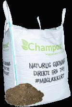 Champost Plantemuld