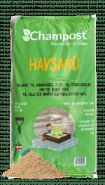 Champost havsand - 15 liter